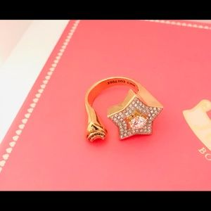 New Juicy Couture Star Ring
